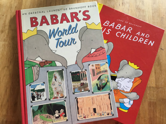 Jean de Brunhoff and his Unforgettable Elephant – BABAR!