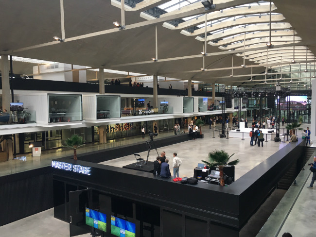 Entrepreneur is the New France: Station F Opens in Paris