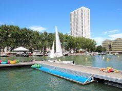 Paris restaurants caf de l homme drouant racines des for Outdoor swimming in paris