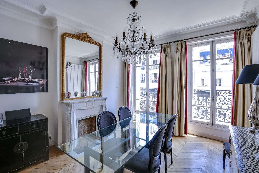 Beautiful Apartment For Sale In The Marais