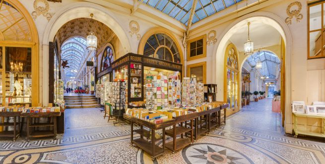 Discover the Historic Shopping Arcades of Paris