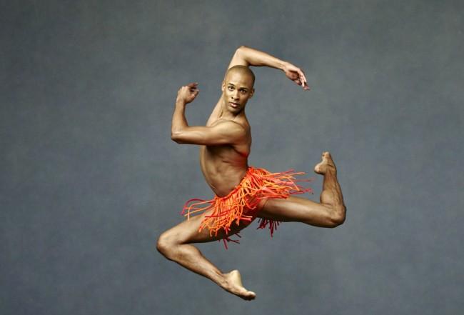 Alvin Ailey Dancers Rock Paris: Interview with Yannick Lebrun on Life as a Professional Dancer
