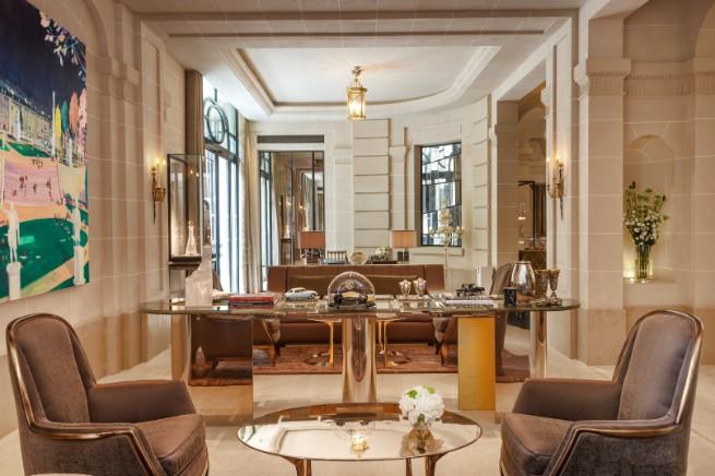 The Talk of the Town: Hôtel de Crillon Reopens in Paris