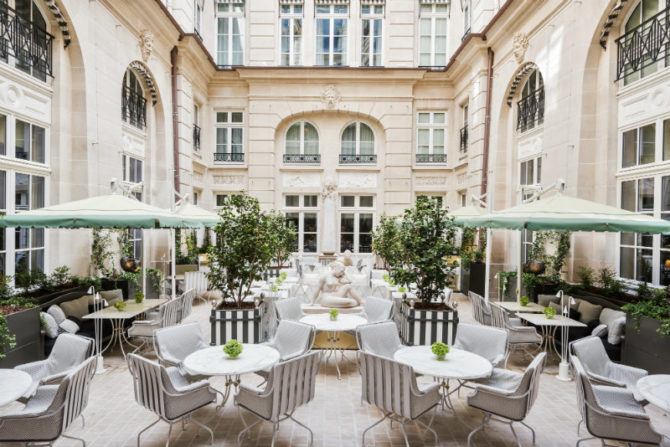 L'Ecrin at the Crillon and More: 6 of the Best Restaurants for July in Paris