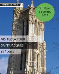 What 39 s on in paris events in paris - Tour saint jacques visite ...