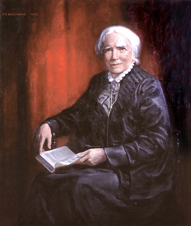 Americans in Paris: Elizabeth Blackwell, 1st Woman in America Awarded a Medical Degree