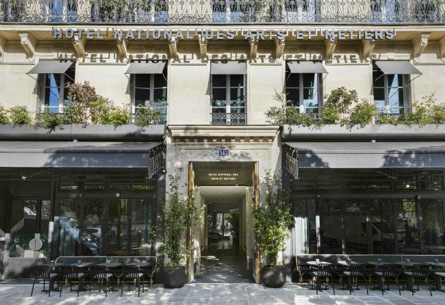 What's Hot: Hôtel National des Arts & Métiers Opens in Paris