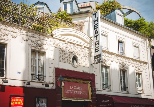 """Reviewed: French Theater with English Surtitles by """"Theatre in Paris"""""""