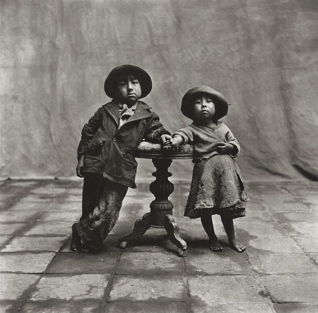 See Now in Paris: Irving Penn Retrospective at the Grand Palais