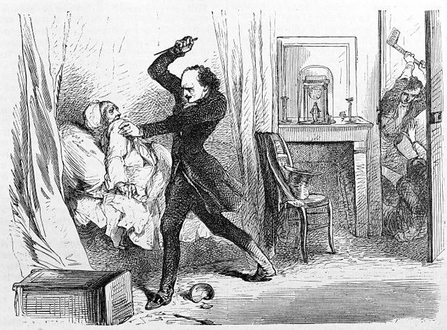 """Pierre François Lacenaire: The Murderous Poet Dandy who Inspired """"Crime and Punishment"""""""