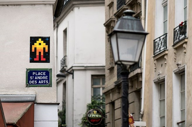 The Curious Case of Paris' Disappearing Space Invaders:And How the Culprits Were Caught