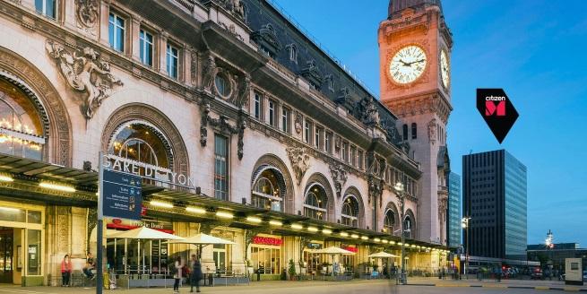 Citizen Hotel Paris Gare De Lyon