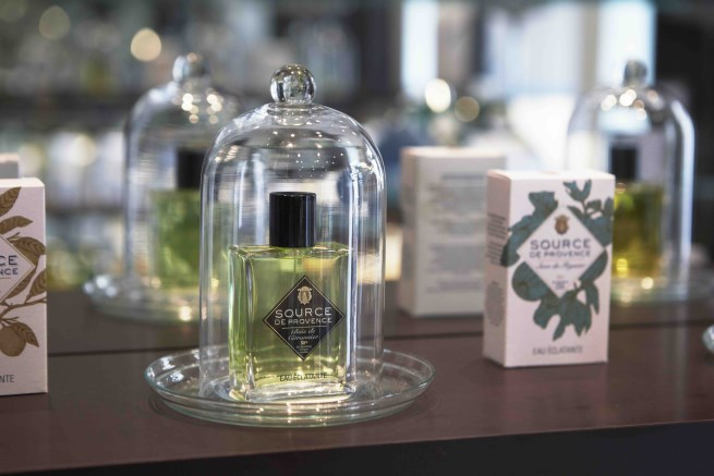 Source de Provence Opens its First Boutique in Paris