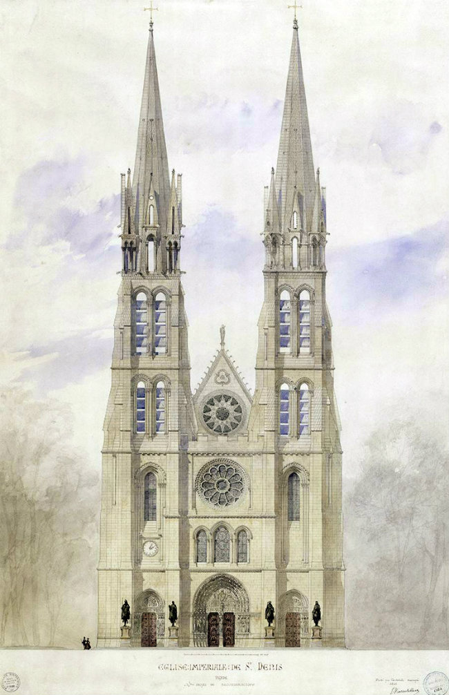 Basilica of Saint-Denis and the Medieval Miracle, Insights into the Cathedral Builders