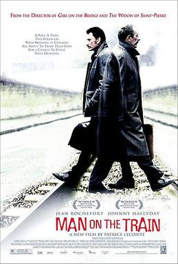 In Homage to Johnny: The Man on the Train, A Film Starring Johnny Hallyday