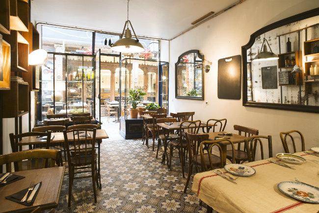 Where to Eat Now in Paris: Racines, Ducky's Street Food, Little Nonna, Frappé par Bloom
