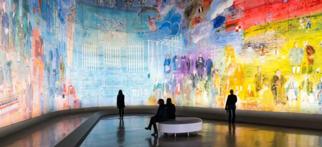 Musée d'art moderne de la Ville de Paris: A Favorite (Free!) City Museum