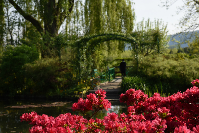 The Gardens Of Giverny. Photo © Meredith Mullins.