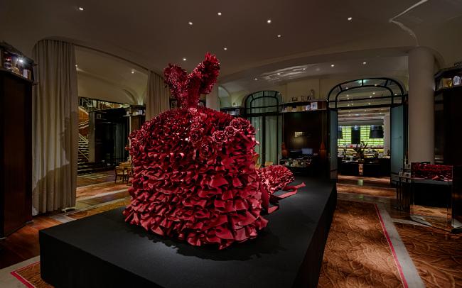 In Fashion: Cool Photography Exhibit at Le Royal Monceau, Raffles Paris