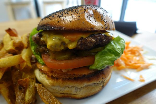 Beats Restaurant Paris Hamburger