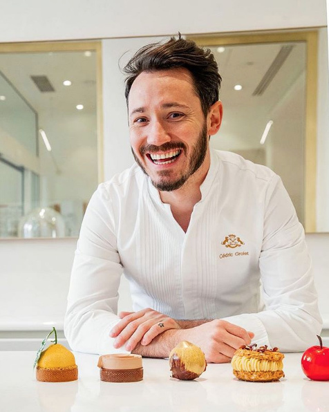 Le Meurice Opens its First Pastry Boutique with Cédric Grolet