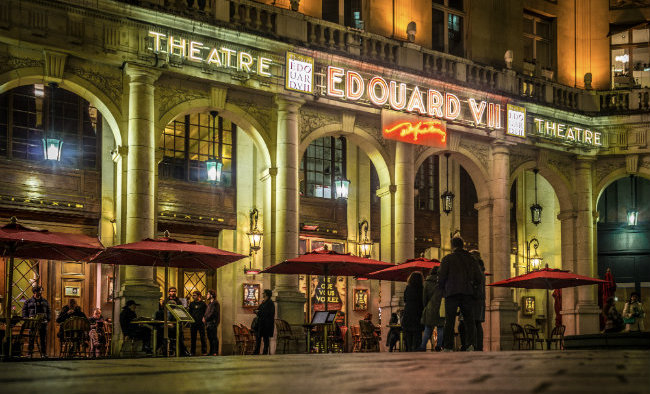 Theatre in Paris Completes Act 2 of its New Expat Theatre Night