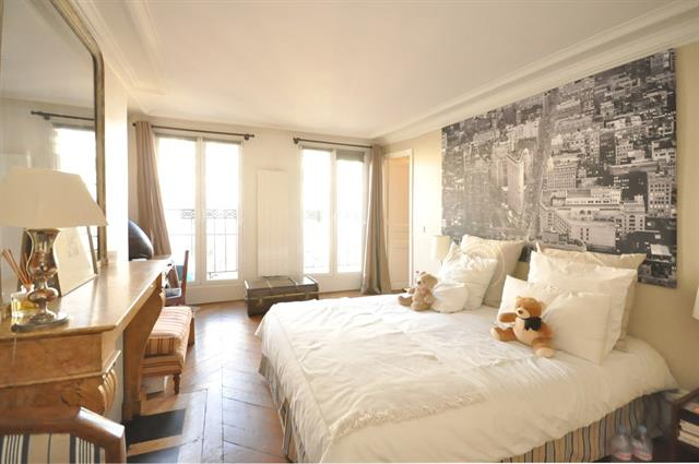 For Sale: A Four-Room Apartment in the Trendy 10th Arrondissement