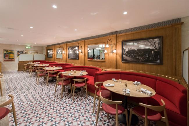 Chiberta Baieta Papadoom Kitchen Benoit Au Louvre Where To Eat Now In Paris Bonjour Paris