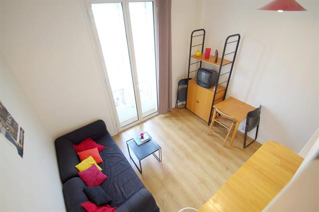 For Sale: Nice Two-Room Apartment at La Sorbonne