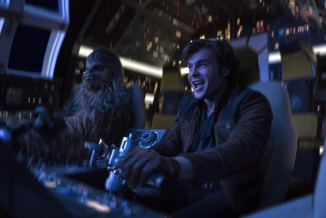 Star Wars' Han Solo Story Delights Fans at Cannes