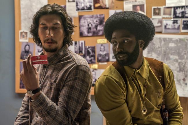 """Standing Ovation at Cannes for Spike Lee's """"BlacKkKlansman"""""""