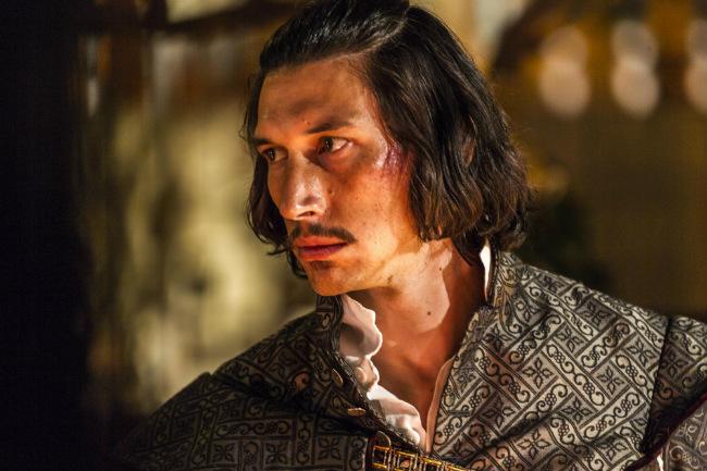 """""""Cursed"""" Don Quixote Film Closes Cannes"""