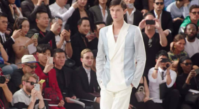 Men's Spring 2019 Fashion Week Wraps Up in Paris