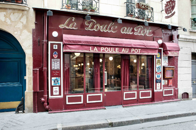 Chef Jean-François Piège Restores La Poule Au Pot to its Former Glory