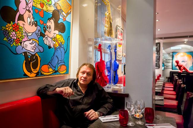 Agapé's Anniversary, Le Petit Pergolese and More: Fun Food News in Paris