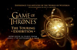 Game of Thrones exhibition