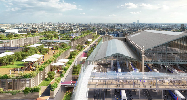 A Huge Renovation For The Gare Du Nord In Paris Travel
