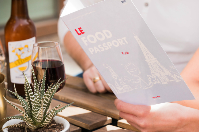 Discover New Artisans with Le Food Trip's Updated Paris Food Passport