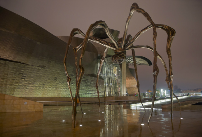 From Paris to New York: The Life and Art of Louise Bourgeois