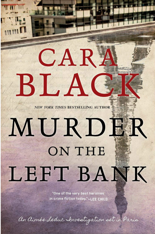 Book Review: Murder on the Left Bank by Cara Black