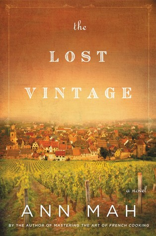Book Reviews: The Lost Vintage by Ann Mah