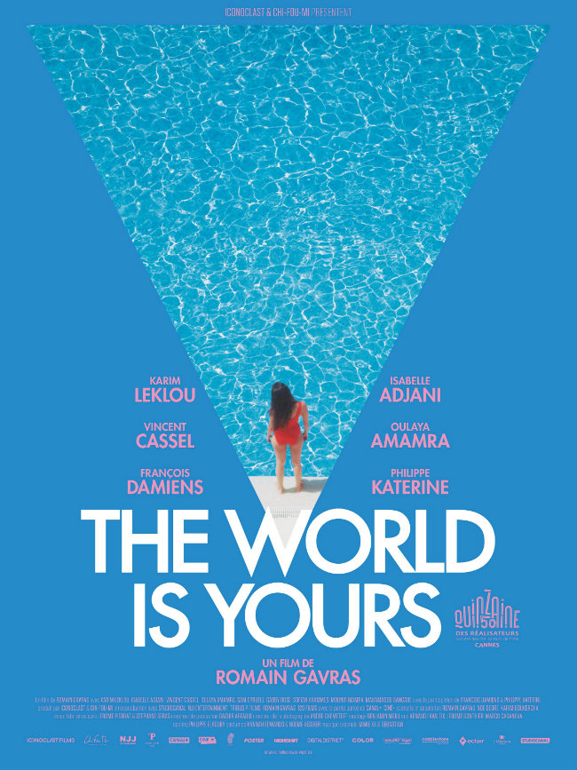 """The World is Yours"" film"