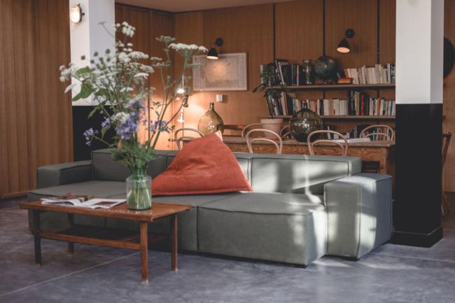 Le Barn Hotel: A New Retreat outside Paris