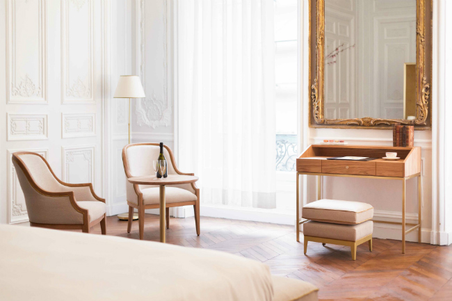 Hotel Alfred Sommier Opens in Paris