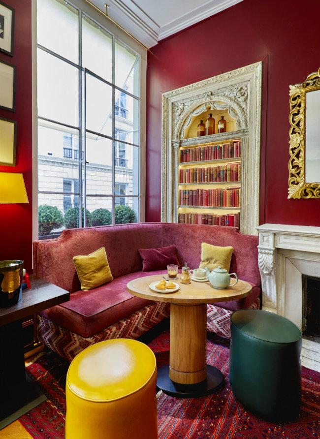 Restaurant Dutournier Paris