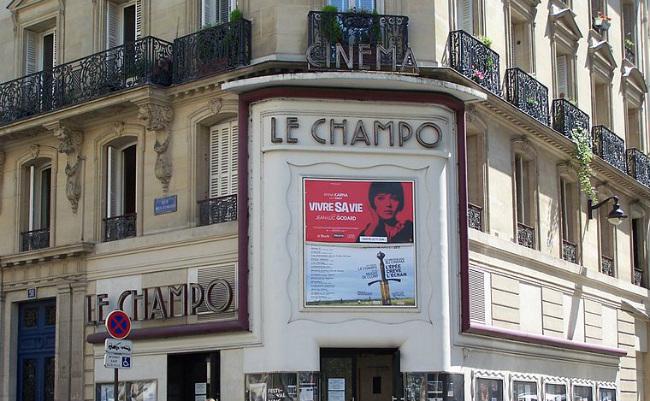 Lights, Camera, Action: Repertory Cinemas in the Latin Quarter