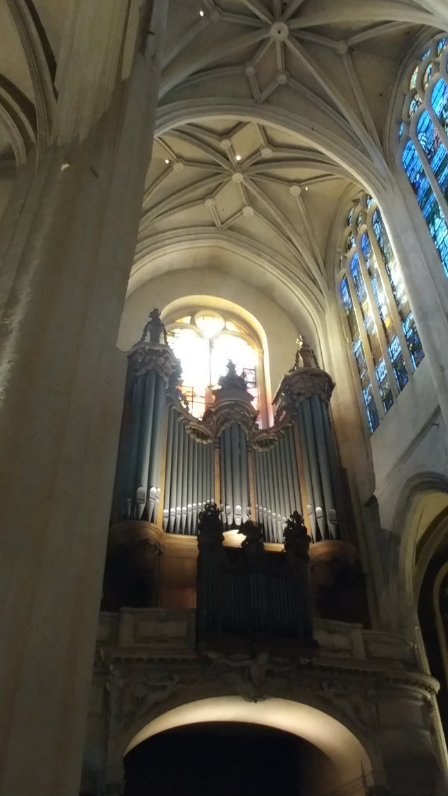 Paris Churches and Organ Concerts: A Personal Discovery