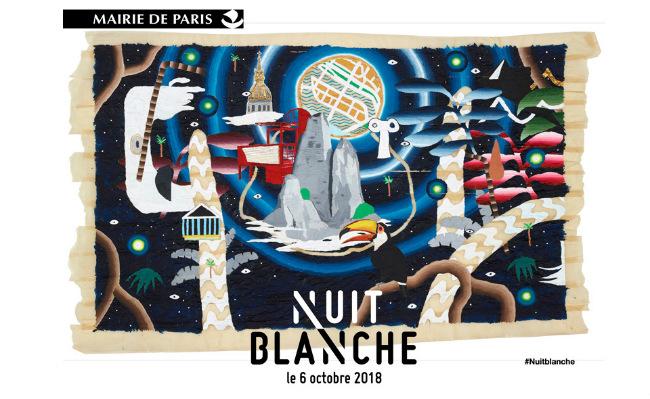 """Nuit Blanche 2018: Explore the Constellation """"La Villette"""""""