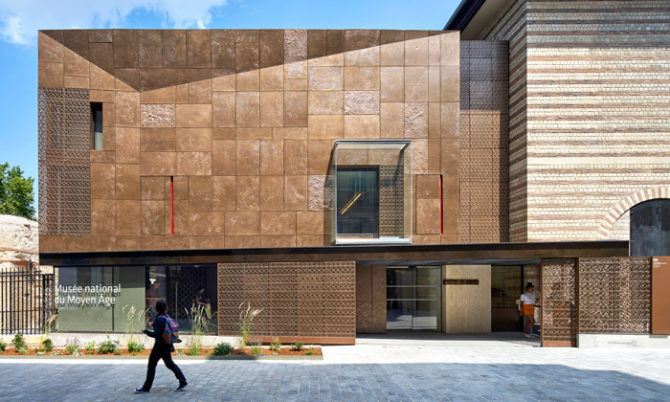 Update on the Renovation of the Cluny Museum