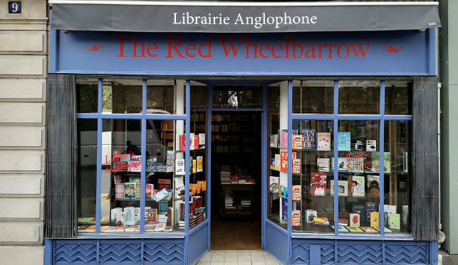 The Red Wheelbarrow Bookstore is Back! Meet Penelope Fletcher
